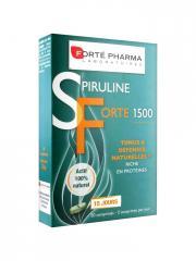 Forté Pharma Spiruline Forte 1500 30 Comprimés - Boîte 30 Comprimés