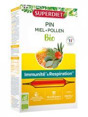 Super Diet Sève Impériale Bio 20 Ampoules - Boîte 20 Ampoules de 15 ml