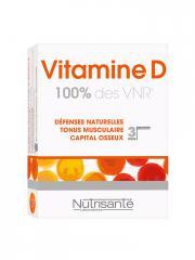 Nutrisanté Vitamine D 90 Comprimés - Boîte 90 comprimés