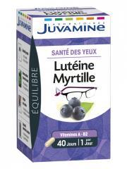 Juvamine Phyto Lutéine Myrtille 40 Gélules - Boîte 40 gélules