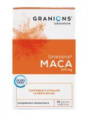 Granions Les Essentiels Maca 375 mg 30 Gélules Végétales - Boîte 30 Gélules Végétales