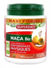 Super Diet Maca Bio 180 Comprimés - Pot 180 Comprimés