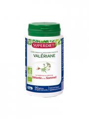 Super Diet Valériane Bio 90 Gélules - Boîte 90 gélules