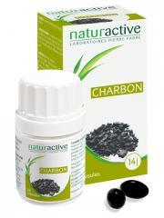 Naturactive Charbon 28 Gélules - Boîte 28 gélules