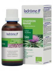 Ladrôme Extrait de Plante Bio Chardon Marie 50 ml - Flacon 50 ml