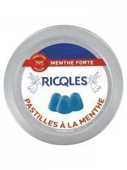 Ricqlès Pastilles à la Menthe Sans Sucres 50 g - Boîte 50 g