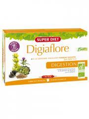 Super Diet Digiaflore Bio 20 Ampoules - Boîte 20 ampoules de 15 ml
