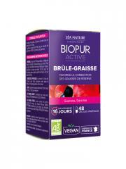 Biopur Active Brûle-Graisse 48 Gélules Végétales - Boîte 48 Gélules Végétales