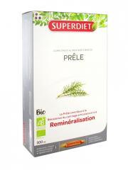 Super Diet Prêle Bio 20 Ampoules - Boîte 20 ampoules de 15 ml
