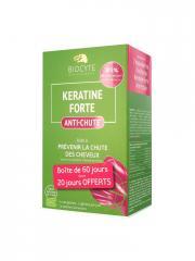 Biocyte Keratine Forte Anti-Chute 3 x 40 Gélules - Boîte 3 x 40 gélules