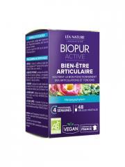 Biopur Active Bien-Être Articulaire 48 Gélules Végétales - Boîte 48 Gélules Végétales