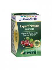 Juvamine Expert'Nature Minceur 60 Gélules - Boîte 60 Gélules