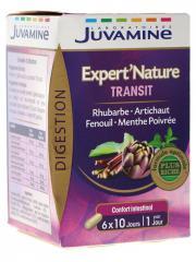 Juvamine Expert Nature Transit 60 Gélules - Boîte 60 gélules
