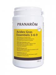 Pranarôm Acides Gras Essentiels 3-6-9 120 Capsules - Boîte plastique 120 capsules