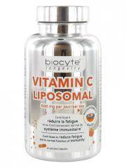 Biocyte Longevity Vitamin C Liposomal 90 Gélules - Pot 90 gélules