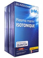 Oligocean Plasma Marin Isotonique Lot de 2 x 20 Ampoules - Lot 2 x 20 ampoules