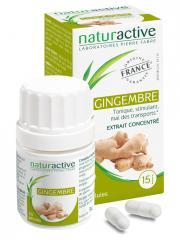 Naturactive Gingembre 30 Gélules - Boîte 30 Gélules