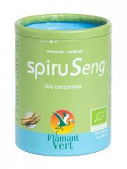 Flamant Vert Spiruseng 300 Comprimés de 500 mg - Pot 300 comprimés