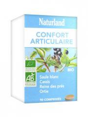 Naturland Complexe Articulation Bio 90 Comprimés - Boîte plastique 90 comprimés