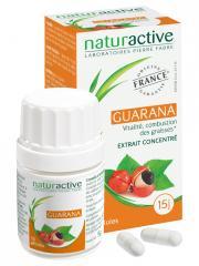 Naturactive Guarana 30 Gélules - Boîte 30 gélules