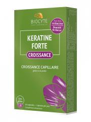 Biocyte Keratine Forte Croissance 20 Capsules - Boîte 20 Capsules