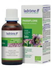 Ladrôme Extrait de Plante Fraîche Bio Passiflore 50 ml - Flacon 50 ml