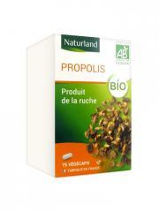 Naturland Propolis Bio 75 Végécaps - Flacon 75 gélules