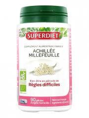 Super Diet Achillée Millefeuille Bio 90 Gélules - Boîte 90 Gélules