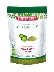Super Diet Chlorelle Bio 200 g - Sachet 200 g