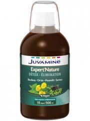 Juvamine Expert'Nature Détox Elimination 500 ml - Bouteille 500 ml