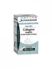 Juvamine Collagène Marin Acide Hyaluronique 60 Comprimés - Pilulier 60 Comprimés