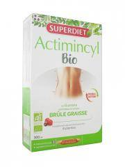Super Diet Actimincyl Bio Brûle Graisse 20 Ampoules - Boîte 20 Ampoules de 15 ml