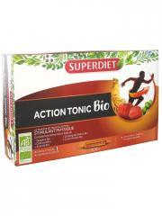 Super Diet Action Tonic Bio 20 Ampoules de 15 ml - Boîte 20 ampoules de 15 ml