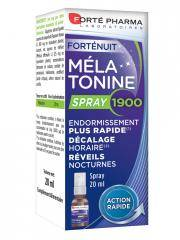 Forté Pharma Mélatonine Spray 1900 20 ml - Spray 20 ml