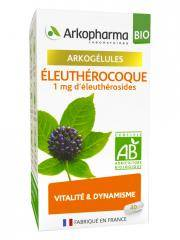 Arkopharma Arkogélules Eleuthérocoque Bio 40 Gélules - Flacon 40 Gélules
