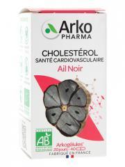 Arkopharma Arkogélules Ail Noir Bio 40 Gélules - Flacon 40 Gélules