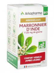 Arkopharma Arkogélules Marronnier d'Inde Bio 45 Gélules - Flacon 45 Gélules