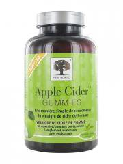 New Nordic Apple Cider 60 Gummies - Pot 60 gommes