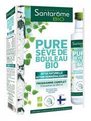Santarome Bio Pure Sève de Bouleau Bio Lot de 3 x 500 ml - Coffret 3 X 500 ml