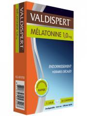 Valdispert Mélatonine 1 mg 50 Comprimés Orodispersibles - Boîte 50 Comprimés