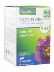 Naturland Passiflore Bio 75 Végécaps - Boîte 75 végécaps