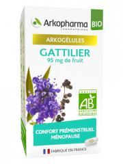 Arkopharma Arkogélules Gattilier Bio 60 Gélules - Boîte 60 gélules