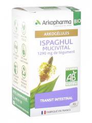 Arkopharma Arkogélules Ispaghul Mucivital Bio 45 Gélules - Boîte 45 gélules