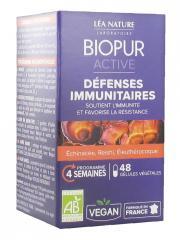 Biopur Active Défenses Immunitaires Bio 48 Gélules - Flacon 48 gélules