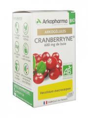 Arkopharma Arkogélules Cranberryne Bio 150 Gélules - Flacon 150 Gélules