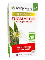 Arkopharma Arkogélules Eucalyptus Bio 45 Gélules - Boîte 45 gélules