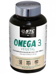 STC Nutrition Omega 3 Vegetal 120 Gélules Végétales - Flacon 120 Gélules Végétales