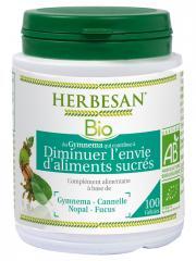 Herbesan Bio Gymnema Minceur 100 Gélules - Boîte 100 gélules