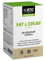STC Nutrition Fat & Sugar Limit 90 Gélules - Boîte 90 Gélules