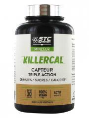 STC Nutrition Killercal 90 Gélules - Pot 90 Gélules